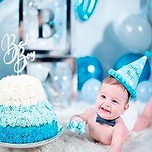 baby shower decor baby blue balloons light blue balloons