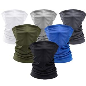 Elastic Seamless Sunscreen Neck Gaiter
