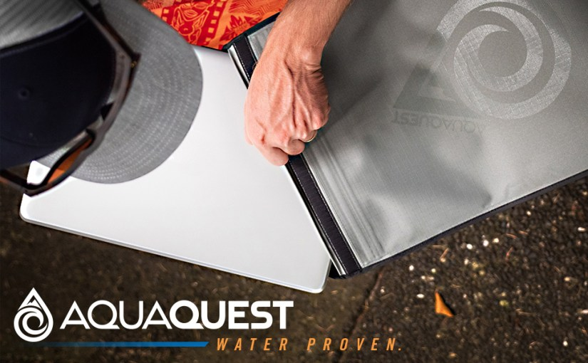 AquaQuest Waterproof Storm Laptop Case