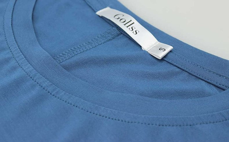 rayon breathable Skin-Friendly elastic soft comfortable natural Lightweight casual cotton Pure