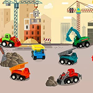 Automobile Toy set