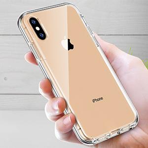 clear iphone xs case