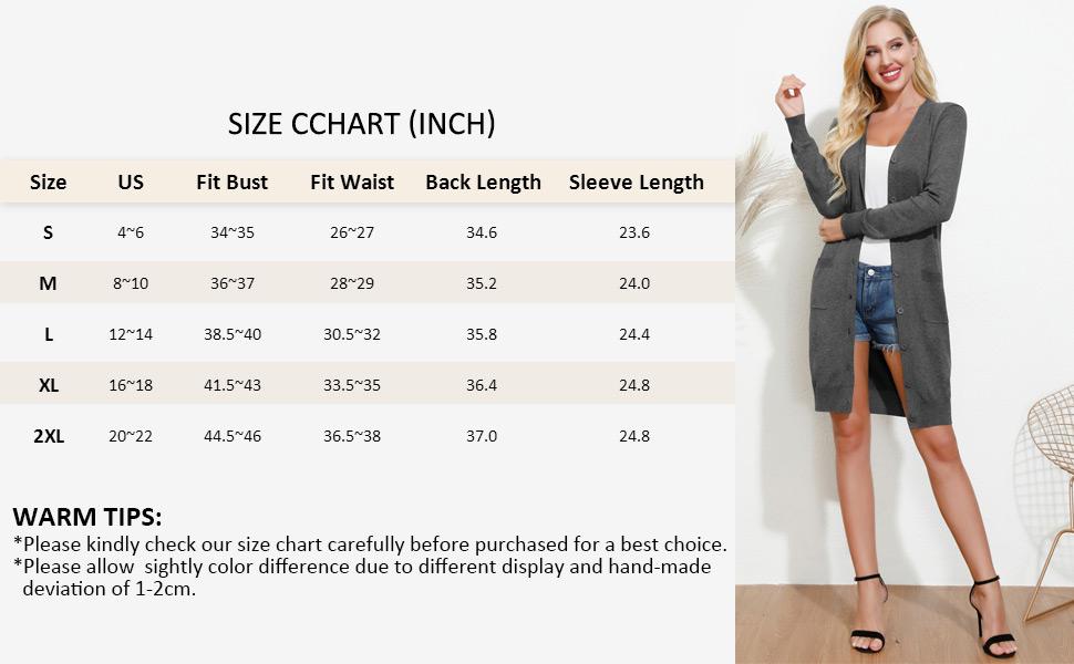 lightweight cardigan for women