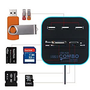 Card Reader sd card reader micro sd card reader pen driver reader combo card reaer