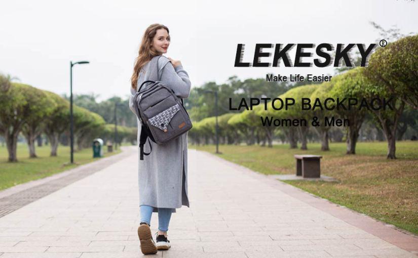laptop backpack bag for computer lekebaby lekesky