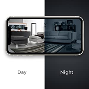 High-quality 1080p HD video with night vision