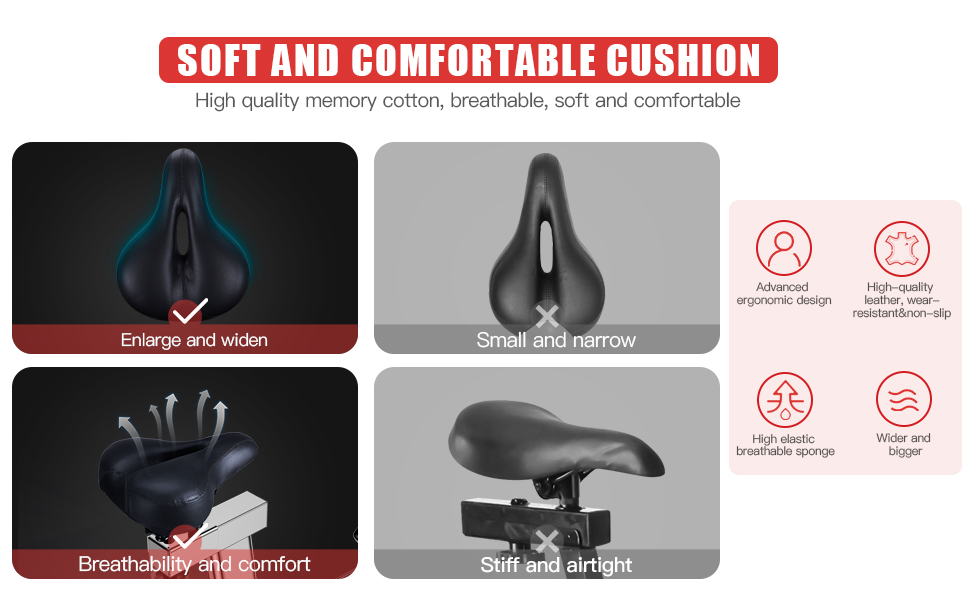 Soft and Comfortable Cushion
