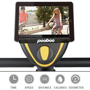 workout bike LCD Display