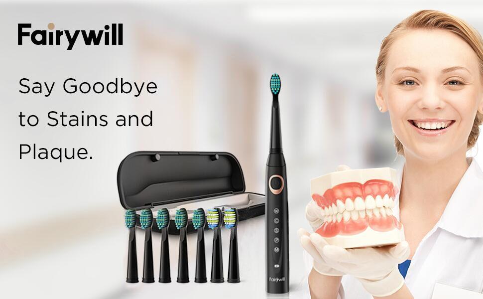 elektrikli diş fırçası