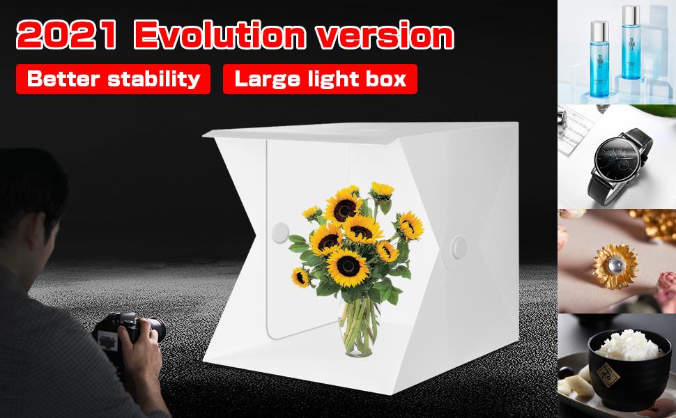 box fotografico
