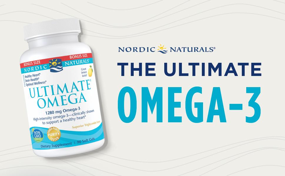 Ultimate Omega 90ct 1