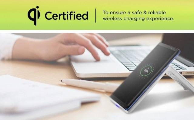 Spigen Qi Certified charger