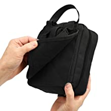 RIP-AWAY REMOVABLE POUCH