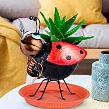 indoor holder vase large maceteros grandes with drainage potted suculant figurine live potters