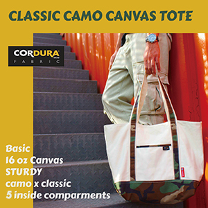 canvas tote bag convenient and lightweight to carry with sturdy handle for women men workout concert
