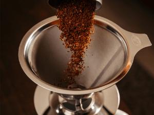 grinder coffee burr manual hand press bean pour over espresso french maker grinders aeropress crank