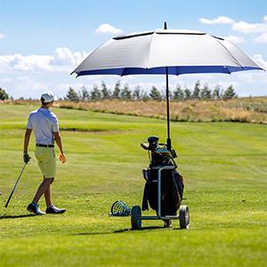golf cart umbrella