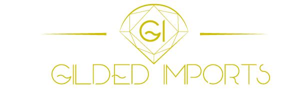 GI Gilded Imports Logo