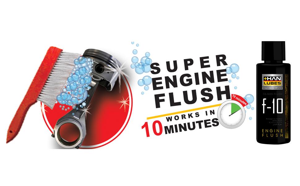 SUPER ENGINE FLUSH