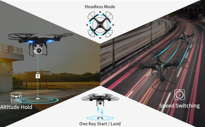 Drone for beginners