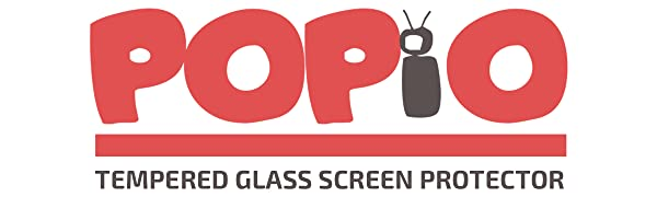 Popio Tempered Glass