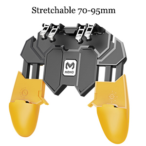 Ergonomic Gamepad Controller Design