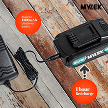 MYLEK drill charger