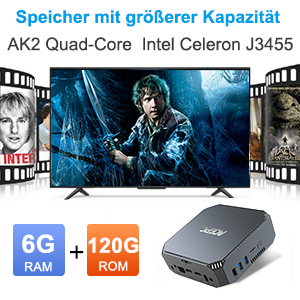 MINI PC 120 GB