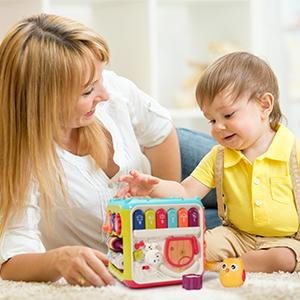 Happy Parent-child Time