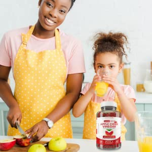 Mom and little girl with ACV