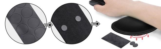 Anti-slide pad