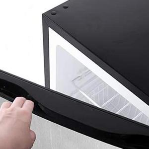 northair freezer reversible door hinge