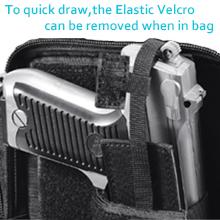 pistol laotp bag hand gun pouch