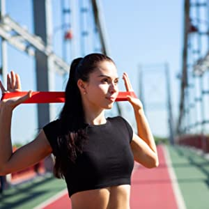 Target the muscles you want with Exercise Bands from Limm