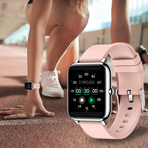 fitness trackers watch