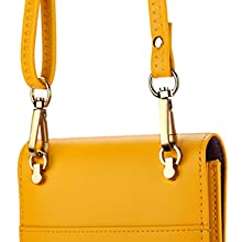 Quality hardware for cellphone purse