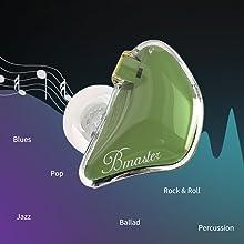 basn bmaster in ear monitors