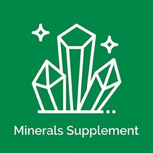 Minerals Supplement