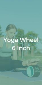 6 Inch Yoga Wheel