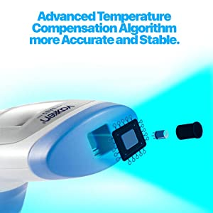 accurate reading temp stable advanced medical clinical