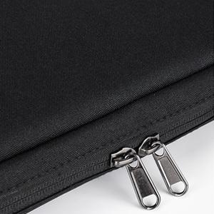 Dual Zippers