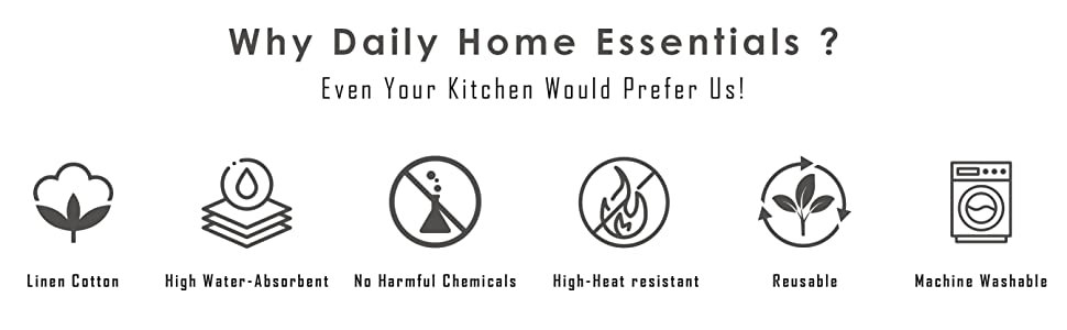 Why Daily Home Essentials