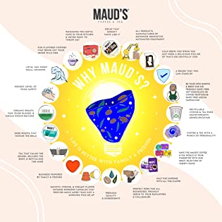Maud's Coffee & Tea