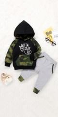 Baby Boy Hooded sweater