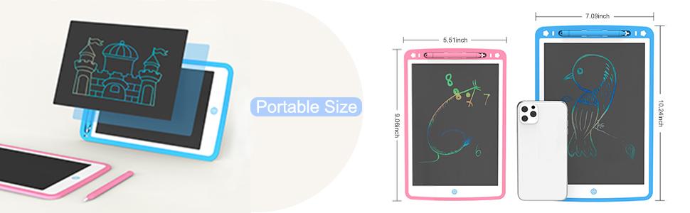 portable size