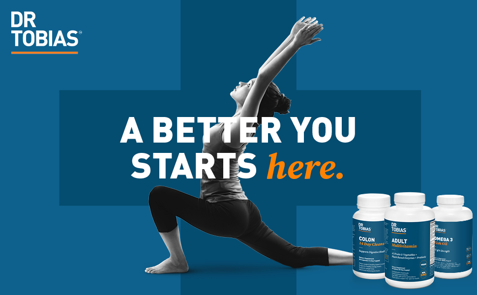 dr tobias, adult, multivitamin, multivitamins, supplement, supplements, healthy, vitamins, vitamin
