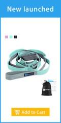 12 Loops Yoga strap