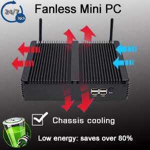 Mini pc i7,Chassis cooling