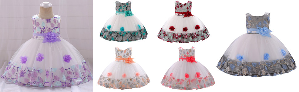easter flower girl dress