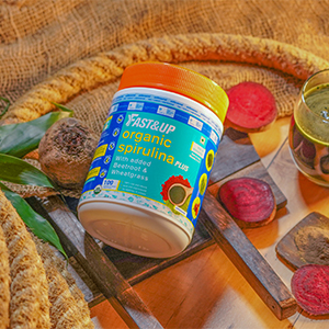 Spirulina beetroot wheatgrass immunity iron women health men health daily nutrition green nutrition
